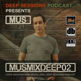 MusMixDeep02 (Recorded June 2014)