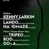 ROD @ Tresor, Berlin (15-8-2014)