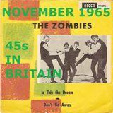 NOVEMBER 1965: 45s RELEASED IN BRITAIN