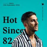Hot Since 82 fabric Promo Mix