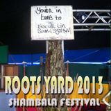 Roots Yard 2013 - Biscuit Tin Sound System