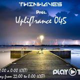 Twinwaves pres. Upliftrance 045