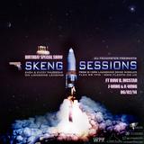 DJ Frampster,Row D, Incstar, J wing & K wing (Birthday special) live on Flex 99.7FM (06.02.2014)