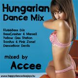 Hungarian Dance Mix mixed by Accee (2009)