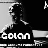 DJ Golan - Bajo Consumo 037