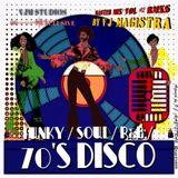70s R&B / FUNKY / SOUL / 70s DISCO / Master Mix!  Vol#2  / RMXS BY V.J. MAGISTRA
