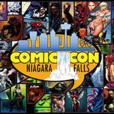 Back Issues 42 - Road to Niagara Falls Comic Con 2015