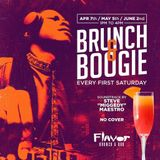 A Day @ Flavor Brunch & Bar: Brunch & Boogie Series-4 August 2018