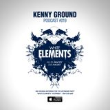 Kenny Ground Podcast #019 | White Elements Edition