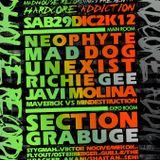 Osterberger @ Hardcore Addiction Vol.2 @ La Cova 29.12.12
