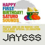 Jayess Live on Saturo Radio exclusive 2hr Mix