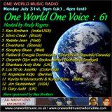 One World One Voice 61