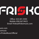 Frisko: DJR CMK JB live at Absinthe House April 2012