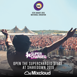 Shakedown 2015 DJ Competition - Thierry T