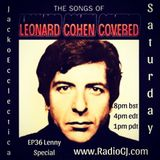 Jacko Ecclectica Radio Show EP36 Lenny Special www.RadioGJ.com