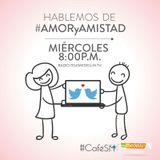 Programa 028 - Amor y amistad en Redes Sociales - #CaféSM Radio por Telemedellín Radio - 16 de sept.