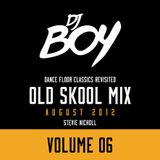 DJ Stevie Nicholl - Old Skool Mix Vol 6 (August 2012)