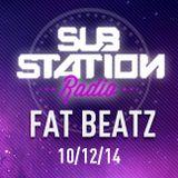 ● FAT BEATZ ● Set + entrevista en Substation Radio On Line ● DICIEMBRE 2014