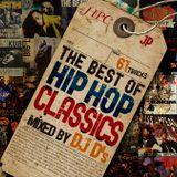DJ D's - The best Of Hip Hop Classic (2010)