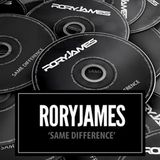 RoryJames Pres. 'Same Difference' - August 2012 (www.di.fm 8 22 2012)