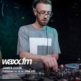 James Cook on @WAXXFM - Tuesday 10.18.16