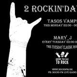 Mary_J Rocking Night @ Sound FM - Rock classic 12.03.2013