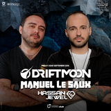 Hassan Jewel - Trance Origins IV @ Mandarine Club - Buenos Aires. Argentina. 2.9.16