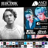 Electrik Playground 13/8/16 Otto Knows and Maze & Masters Guest Sessions