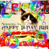Northern Angel - Happy B-Day Sis (#Party Mix)