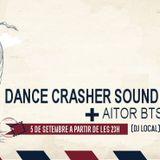 DANCE CRASHER SOUND @ La Masia Goes to Kingston (St. Boi de Llobregat 06-09-14)