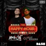 XDM Radio #TheHappyHourOnAir - 055 feat. Mark Cast & Outriders