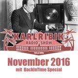 KarlribikRadioShow - November2016