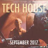 Tech House Mix, September 2017