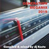 GENERATION MEGAMIX 2019 ( By DJ Kosta )