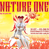Ostblockschlampen - Live @ Nature One 2015 - 01.08.2015