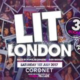@DJ_Jukess - #LitLDN Rap, Hip-Hop and R&B Promo Mix