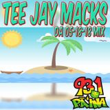 Tee Jay's Da Pa'ina Mix aired 5-18-18