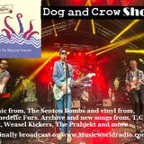 Dog and Crow Radio Show: Raganuffins, The Senton Bombs, more Psychedelic Furs Vinyl and More