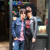 Simone Marie's Naked Lunch with Johnny Marr (13/06/2018)