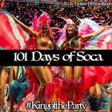 "Soca Revolution 4  ""101 Days of Soca Summer Mix"" Presented by Official Dj West"