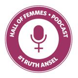 Hall of Femmes #1: Ruth Ansel