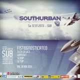Southurban Drum&Bass Session at SUB - 12.1.2013 - FISTOGNOSTICATED