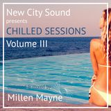 NCS Resident's Mix: Millen Mayne - Chilled Sessions Vol. 3