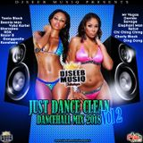 DJSEEB - JUST DANCE CLEAN DANCEHALL MIX VOL.2