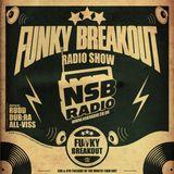 Funky Breakout on NSBradio.co.uk 2013-02-26