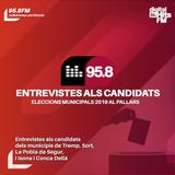 Ràdio Tremp - Entrevistes Municipals 2019 La Pobla de Segur - Àngel Enjaime (17/05/2019)