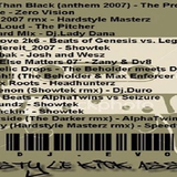 Evsolum - Hardstyle Kick Ass Vol.3