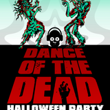 """Dance of the Dead 2013- """"Unsustainable"""" Mix - Halloween Party DJ Set during Zombie Crawl After-Party"""