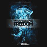 Dj Tony Montana - Progressive Freedom vol.10 Years in Psy-Prog Trance