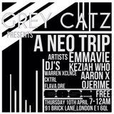 ||~GREY CATS - A.NEO.TRIP & Casio/G.SHOCK SESSIONS - FLAVA DRÉ SET 10.04.14~||